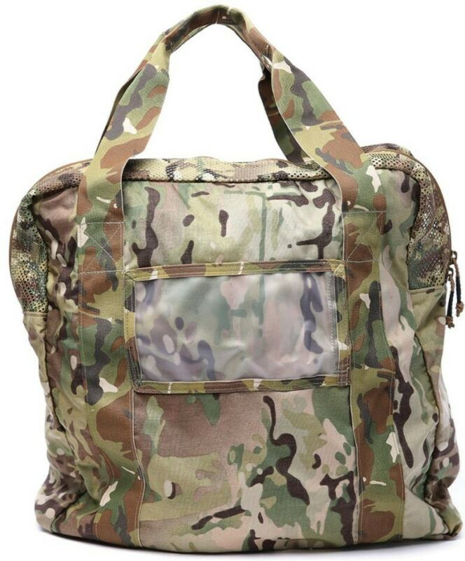 "Eagle Industries Ventilated 500D Kit Bag w/ Pocket (MultiCam, 18x18"") - R-KB-W/P"