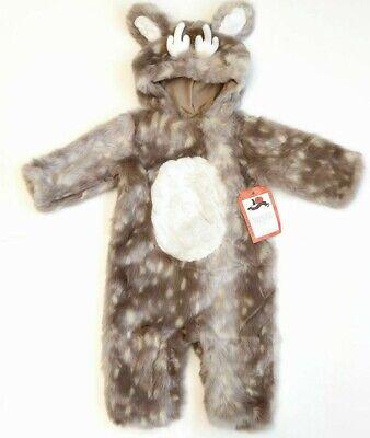 Pottery Barn Kids Woodland Baby Fawn Deer Costume  6 - 12 Months #2047](Deer Costume Kids)
