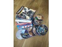 HUGE SELECTION OF DVDS