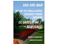 garden maintenance and removals
