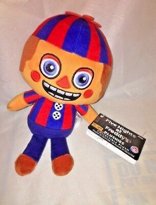 Five Nights At Freddys Fnaf Balloon Boy Plush Funko Exclusive Hot Topic Authent