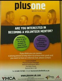 Volunteer Mentor (youth work)
