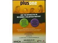 Volunteer Mentor (youth work)