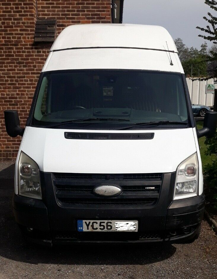 b22ff0e3e4 Camper Van   Motorhome. Ford Transit MWB conversion. High roof. Lots of  features. Great engine.