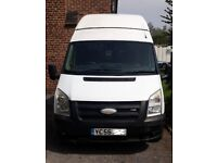 ae093fb573 Camper Van   Motorhome. Ford Transit MWB conversion. High roof. Lots of  features