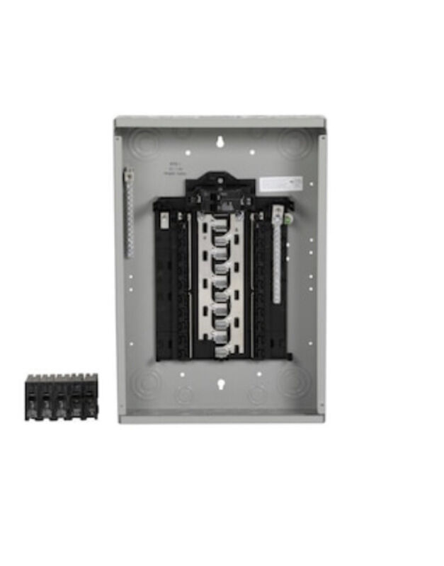 Siemens 100A SN Series Main Breaker Load Center Plug On Neutral SN2020B1100P1