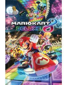 Trading my splatoon 2 and Mario Kart 8 Nintendo Switch