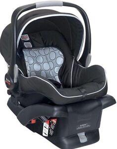 B-Safe Britax car seat
