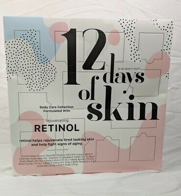 12 Days Of Skin Body Care Advent Calendar by My Beauty Spot Perfect Holiday Gift