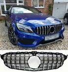 GRILL CHROME CPT MET MERCEDES-BENZ W205 C-KLASSE - CAMERA