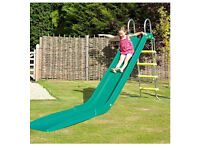 TP rapide slide 3 metre and step set with slide extension of 1.2m