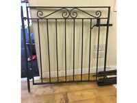 Quality Steel Garden Gates for Entryways (WE DO INSTALLATIONS!)