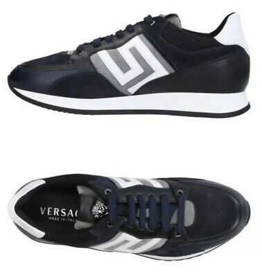 Versace Trainers Mens Shoes Size 9