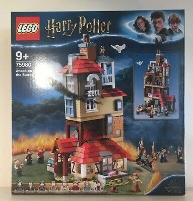 LEGO® 75980 Harry Potter-  Attack on the Burrow - In Hand Ready For Dispatch