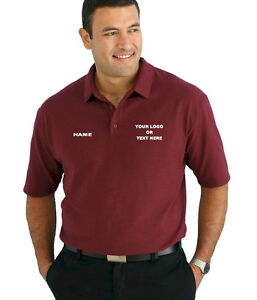 buy 4 custom embroidered free digitizer polo shirts