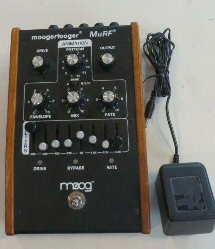 Moogerfooger MuRF Moog MF-105 Guitar Filter pedal