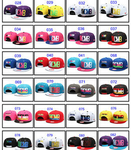 IN-box-Fashion-YMCMB-Snapback-Hip-Hop-Hats-Rock-Cap-adjustable-Baseball-28-83