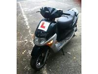 50 cc sum moped