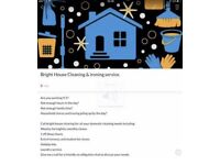 Brighthouse cleaning and ironing service