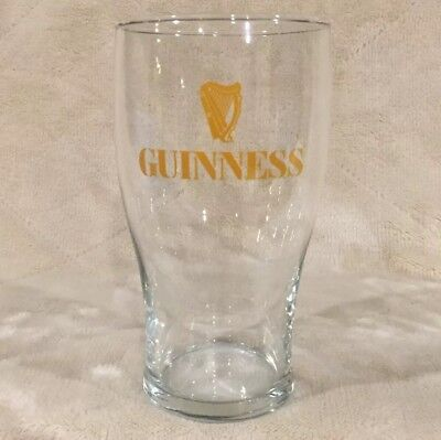 Guinness Tulip Pint Glass (Guinness Irish 6