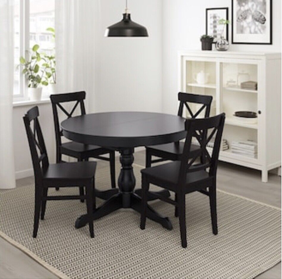 Ikea Ingatorp Extendable Table In Hillingdon London Gumtree