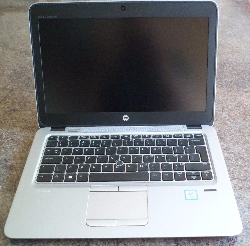 Hp 820 G3 Core I5 6200u 8gb 256 Ssd 12 5 Inch Windows 8 1