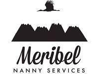 Qualified nannies required for ski season, Meribel, France Dec - April