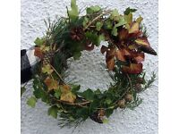 Foraged & Found Christmas Craft Day, Saturday 2nd December