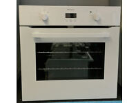 a594 white hotpoint single electric integrated oven comes with warranty can be delivered