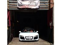Hand Car Wash Valeting Business For Sale - Residential Area - Flat Included - Cheap Rent