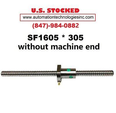 Anti-backlash Sfu1605-c7-305 Ballscrew Without Machine End