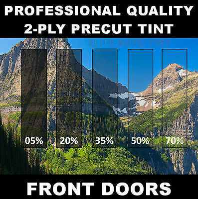 Ford F-150 Super Crew Precut Front 2 Doors Window Tint Kit (Year Needed)