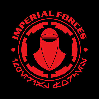 star wars IMPERIAL GUARD royal stormtrooper t-shirt all sizes last jedi
