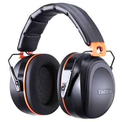 Best Noise Reduction Safety Ear Muffs Tacklife HNRE1 Shooters Hearing