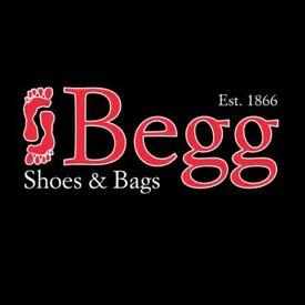 Sales Advisor - Begg Shoes - Peterhead Store