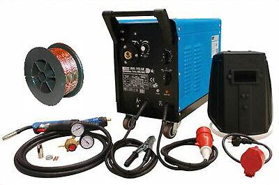 GÜDE Schutzgas-Schweißgerät MIG 192/6K + 5kg Draht