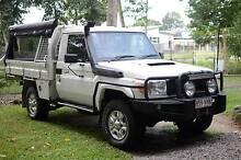 2010 Toyota LandCruiser Ute Parramatta Park Cairns City Preview