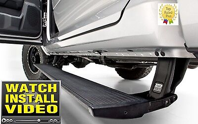 2009-2018 Dodge Ram 2500/3500 Amp-Research Power Electric Step Running Boards