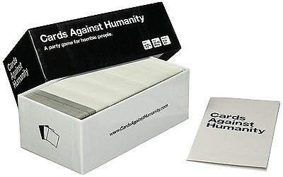 Cards Against Humanity  550 Cards Full Base Set Pack Party Game Us Free Shipping