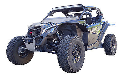 MudBusters Fender Flares for Can-Am X3 with BRP Super Extended Fenders 715002973