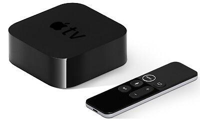 Apple TV - 32GB (4th Institution) MR912LL/A SIRI Remote. BRAND NEW!
