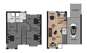 BRAND NEW 3 BEDROOM TOWNHOUSES Penrith Penrith Area Preview