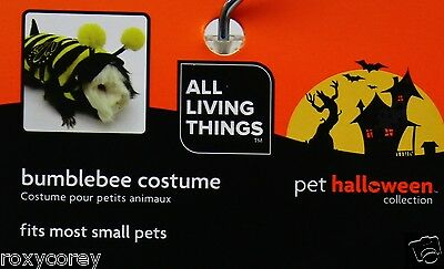 Bumble Bee Halloween Costumes For Dogs (Halloween Top Paw Black Yellow Bumblebee Pet Dog Costume Fit Most Small Pets)
