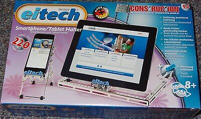 Smartphone & Tablet Stand Holder Eitech C94 Metal Construction Building Toy  for sale  Shipping to India