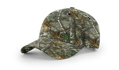 393c8a75f7a2d Realtree Edge Camo Adjustable Hat By Richardson