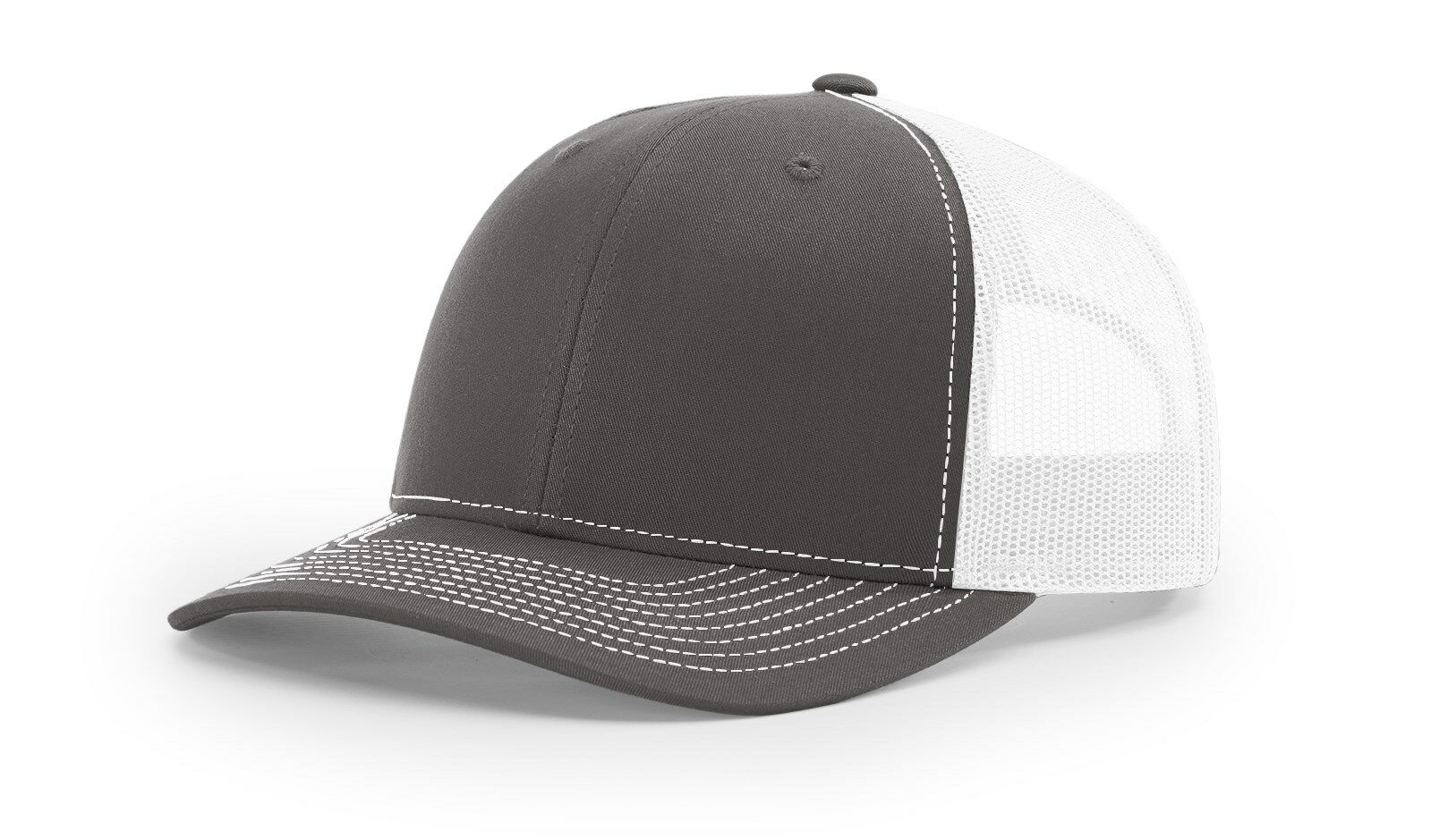 009581249d6a5 112 Richardson Trucker Ball Cap Mesh Hat Adjustable Snapback