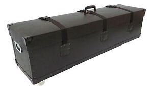 wheeled drum hardware case 48 x 12 x 12 ebay. Black Bedroom Furniture Sets. Home Design Ideas