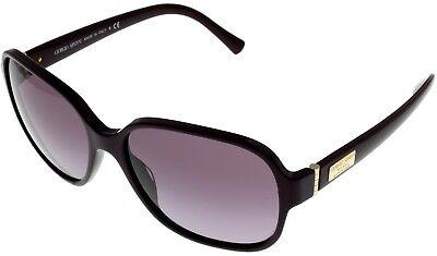 Giorgio Armani Sunglasses Women Violet AR8020 51158H Square Fashion