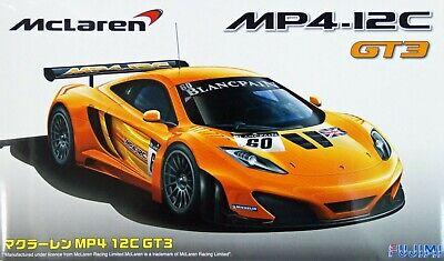 MCLAREN MP4-12C GT3 #60 - 1/24 - FUJIMI