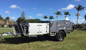 CAMPER  WBC 2000 FORWARD FOLD FULL OFF ROAD DELUXE EDITION Brendale Pine Rivers Area Preview